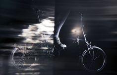 Brompton-Black-Bike_011_inthedark at Eerder Metaal in Amersfoort