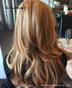Long layered hair can add volume and make your locks look more dimensional. Check out the great ideas for long layered hair that are dominating 2018 so far. Long Layered Haircuts, Haircuts For Long Hair, Permed Hairstyles, Long Hair Cuts, Cool Hairstyles, Layered Hairstyles, Hairstyles 2016, Party Hairstyles, Beautiful Hairstyles