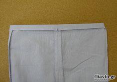 Φόδρα σε πλεκτή τσάντα - ftiaxto.gr Macrame Bag, Knit Crochet, Crochet Bags, White Shorts, Casual Shorts, Knitting, Patterns, Women, Crochet Purses