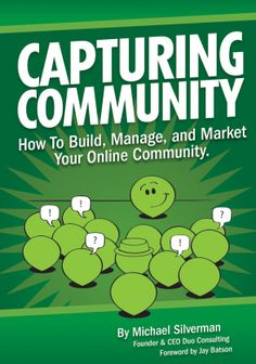 Kindle version of @MSilvermanDuo's book Capturing Community is free until 4/19/13! Download your copy today.