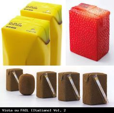 Weird but awesome juice boxes