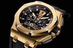 Branded & Luxury Watches For Men Audemars Piguet Gold, Audemars Piguet Diver, Audemars Piguet Watches, Amazing Watches, Beautiful Watches, Cool Watches, Rolex Watches, Latest Watches, Swiss Automatic Watches