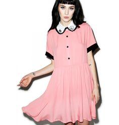 Lazy Oaf X Casper Boo Dress