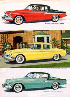1955 Studebaker.
