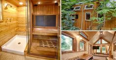The Cadillac of Tiny Homes Has One Seriously Amazing Feature (Hint: It's In The Bathroom)