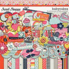 Babycakes by Erica Zane & Libby Pritchett. $8.99