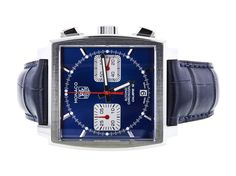 TAG Heuer CAW2111.FC6183 Monaco Calibre 12 Sold at Auction for $1,575