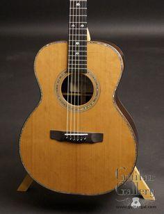 Olson JTSM Series I Guitar (2013)