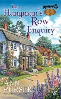 The Hangman's Row Enquiry by Ann Purser, Click to Start Reading eBook, A new series and a new sleuth from Ann Purser-author of the Lois Meade mysteries!  Ivy Beasley, the b