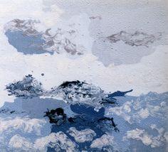 #estherramos #arte #pintura #cuadro #pigmento #latex #tela #lienzo #Un paseo sin ti