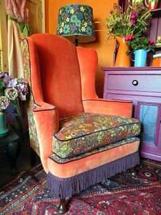 Selfbuilder & Homemaker Products: Velvet Eccentric launches dramatic 'modern bohemian' interiors collection