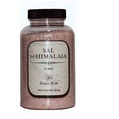 Sal Rosa do Himalaia Fino 350g Estar Bem :: Loja da Mimo