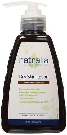 Natralia Dry Skin Lotion, Fluid Ounce >>> Click image for more details. Lotion For Dry Skin, Body Lotion, Natural Makeup Remover, Sensitive Skin Care, Body Wash, Good Skin, Moisturizer, Essential Oils, Fragrance