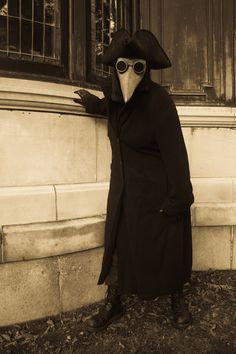 Half Plague Doctor, Half Spy vs. Spy