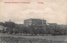 Neuhäuser (Kreis Fischhausen) Kurhaus um 1900