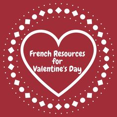 Links to two French short stories ideal for Valentine's Day High School French, French Class, French Resources, French Teacher, Questions, Learn French, Teacher Resources, Short Stories, Literacy