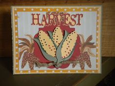 Harvest (using Country Life and Elegant Edges) - Mollie