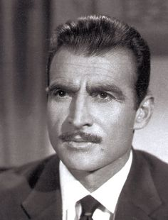 Ahmed Mazhar (1917–2002) was an Egyptian actor. He graduated from a military academy. Mazhar won many medals in international competitions in equestrianism, fencing, boxing and shooting.