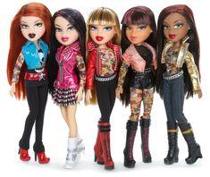 Bratz Totally Tattooed Dolls 2012
