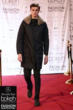 Norwegian Rain @ Mercedes-Benz Bokeh Fashion Film Festival 2014 | FashionGHANA.com (100% African Fashion)