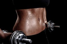 9 Ways to Achieve Flatter Abs!  Woo hoo!  #flatabs #workout