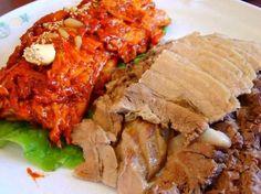 보쌈 Korean Food