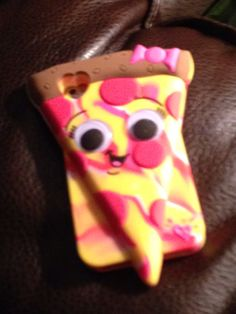 Cute I pod case from justice this is only made for the fourth generation!!!!❤️