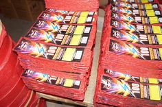 fireworks fireworks fireworks fireworks  FR132 Thunderbombs at the factory #sky bacon #firecrackers #fireworks fireworks