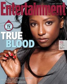 True Blood, Entertainment Weekly