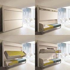 Ideas7 cama plegable