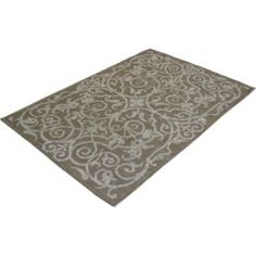 Buy Fairmont Flatwave Ornate Rug 120x170cm - Natural at Argos.co.uk - Your Online Shop for Rugs and mats.