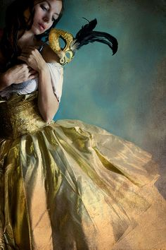 Masquerade Ball Gowns And Masks Masquerade Ball Gowns, Masquerade Party, Masquerade Masks, Estilo Lolita, Beautiful Mask, Venetian Masks, Mellow Yellow, Beauty And The Beast, Character Inspiration