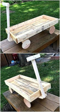This recycling of the wood pallets is a very beneficial and healthy activity to polish your creative skills and to bring into reality your imaginative world of art in a very easy and convenient way that serves you as a solution to your daily problems. Wooden Pallet Crafts, Wood Pallet Recycling, Recycled Pallets, Diy Pallet Projects, Woodworking Projects Diy, Recycled Wood, Wooden Diy, Wood Pallets, Wood Crafts