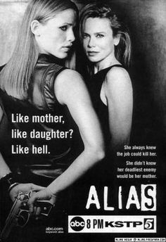Alias. Too awesome.