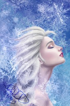 Elsa http://eeddey.deviantart.com/art/Elsa-417311385