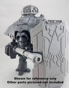 Imperial Mech Breach Shield Conversion Set EAGLE