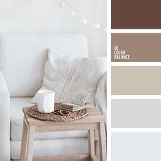 Цветовая палитра №3170