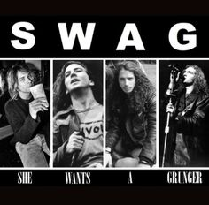 Pics Photos - Kurt Cobain Eddie Vedder Chris Cornell Or Layne Staley Who Was The