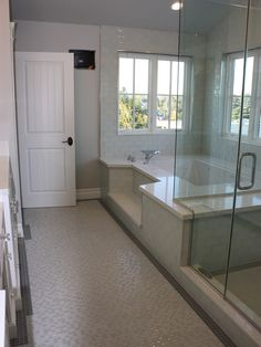 Step Down Roman Tub Shower Combination Design, Pictures, Remodel, Decor and Ideas - page 2