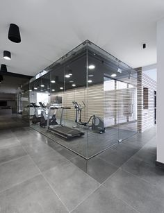 West London House / SHH Architects #gym