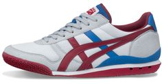 Onitsuka Tiger Ultimate 81 White/Red (HN201-0122) £52.99 with FREE UK delivery