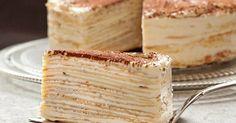 Esta torta de crepes convertirá una cena cotidiana en una verdadera fiesta - Ento2