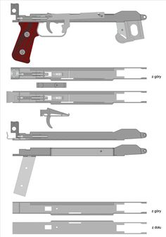 Pps 43 receiver dimensions crafts | Dimensions crafts. Receiver. Designs to draw