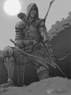 Ranger by dg-doodles.deviantart.com on @deviantART