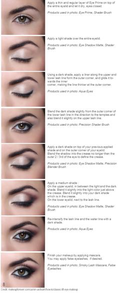 Vingle - Classic Lift Eye Tutorial - Makeup For Your Wedding Day