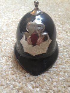 Bobbie (police) hat bell from England