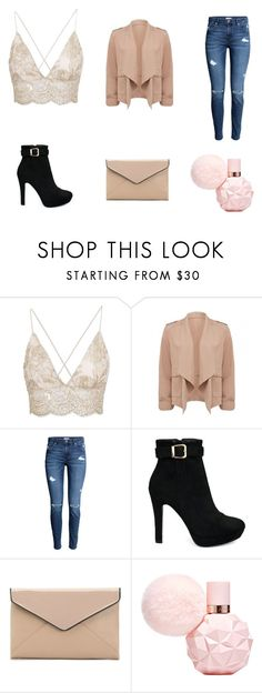 """Night out"" by ashlyn-gil ❤ liked on Polyvore featuring La Diva"