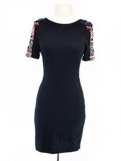 Zara Size S Short Sleeve Dress