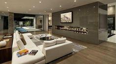 Requinte e aconchego A inspiração de hoje é uma casa super sofisticada, moderna e maravilhosa! Aquela que é o sonho de consumo de qu...