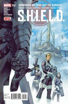 Shield (2014) Issue #12